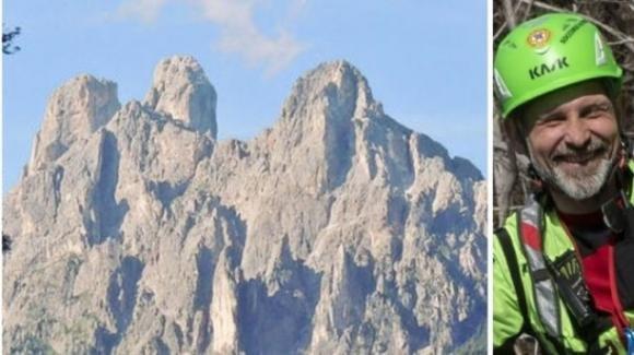 Morti due alpinisti a Trento: uno era del soccorso alpino