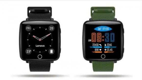 Lenovo Carme: ufficiale il nuovo smartwatch low cost dedicato al fitness