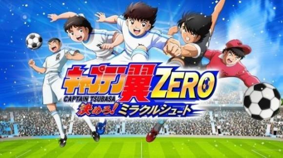 """Captain Tsubasa Zero – Miracle Shot"" arriva in Italia per Android e iOS"