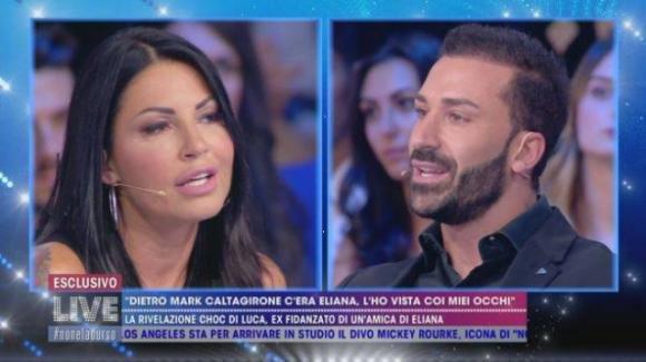 Live – Non è la D'Urso, nuove accuse contro Eliana Michelazzo dall'ex di Selvaggia Roma