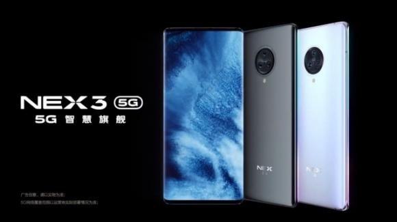 Vivo Nex 3: il nuovo stato dell'arte del segmento telefonico premium