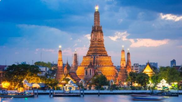 Bangkok si conferma ancora una volta la città più visitata del mondo
