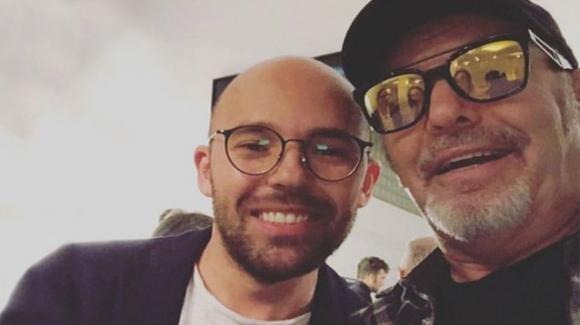 """Lorenzo Rossi, il figlio di Vasco, si è sposato: """"Papà è emozionato"""""""