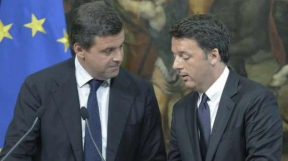 Calenda commenta l'addio di Renzi definendolo mera scissione parlamentare