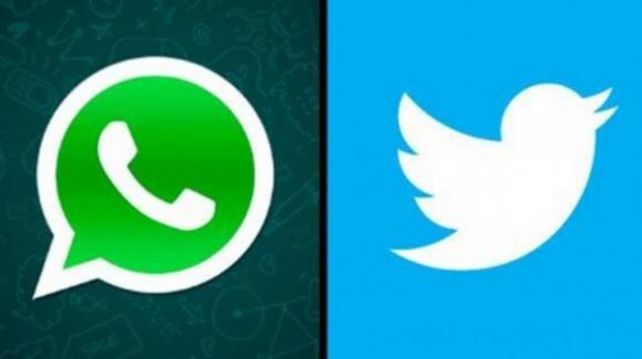 WhatsApp e Twitter si aggiornano con tante novità per Status, note audio e dark mode