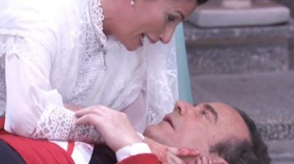 Una Vita, anticipazioni del 19 settembre: Arturo muore, Silvia disperata