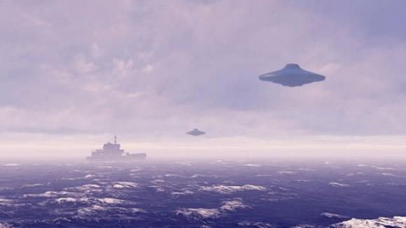 UFO: filmati e confermati dalla marina degli Stati Uniti