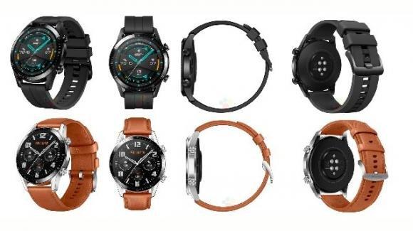 Huawei Watch GT 2: ancora più potente e autonomo grazie al processore Kirin A1