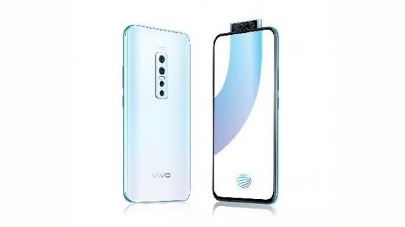 Vivo V17 Pro: ufficiale il primo smartphone al mondo con dual selfiecamera pop-up
