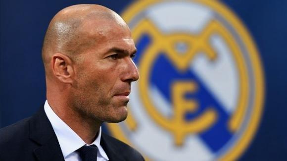 Crisi Real Madrid, Zidane a rischio esonero