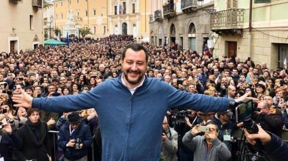 Matteo Salvin rifiuta il confronto in Tv con Renzi e preferisce parlare con i cittadini