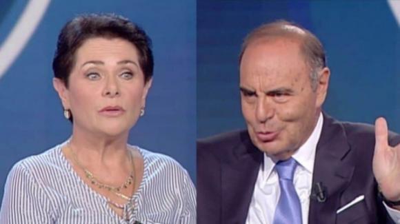 Lucia Panigalli, la donna vittima di violenza, si è sentita offesa dalle parole di Bruno Vespa