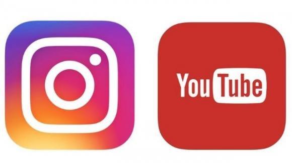 Instagram e YouTube: inizio di settimana carico di novità di rilievo