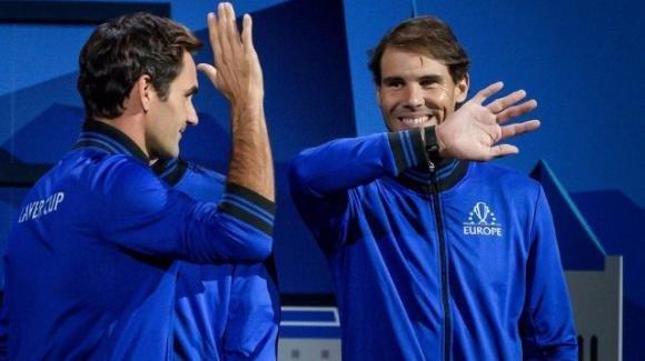 Laver Cup: l'Europa conduce ma rinuncia a Rafa Nadal