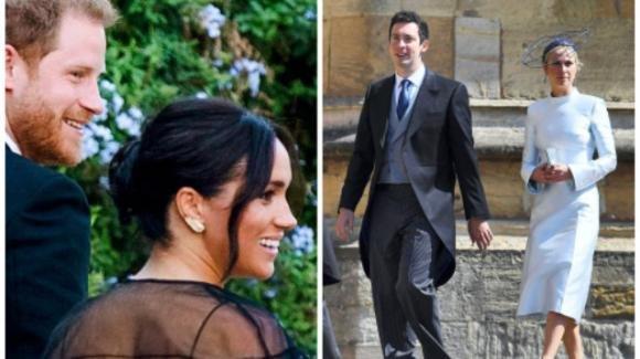 Il Principe Harry e Meghan a Roma per le nozze di Misha Nonoo e Michael Hess
