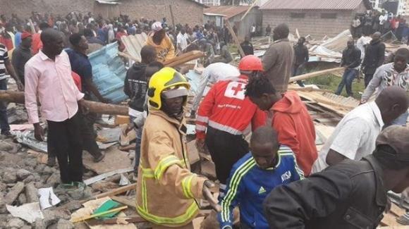 Kenya: crolla una scuola elementare. I bambini morti sono tantissimi