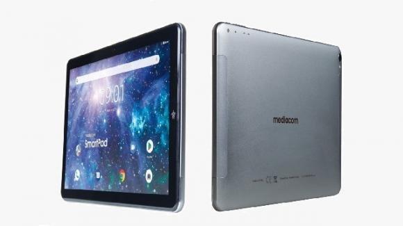 SmartPad 10 Eclipse 2: da Mediacom il nuovo tablet multiuso con 4G e GPS incorporati