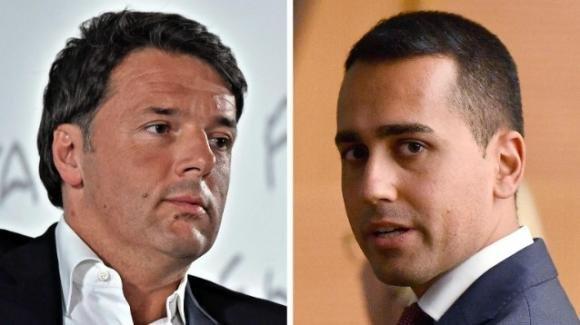 Matteo Renzi invita Luigi Di Maio a fare le scuse al Partito Democratico