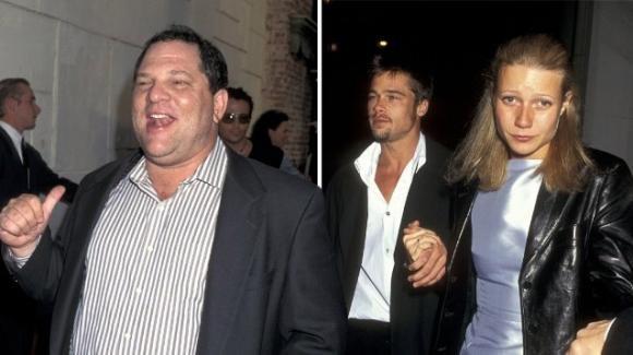 Brad Pitt racconta come affrontò Weinstein, reo di molestie ai danni di Gwyneth Paltrow