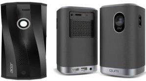 I nuovi proiettori smart di Acer e Vivitek pronti all'assalto dei salotti continentali