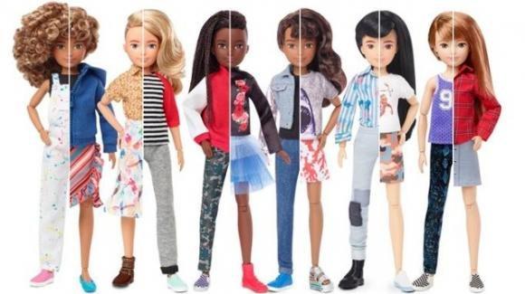 Contro gli stereotipi di genere ecco la nuova bambola della Mattel Creatable World