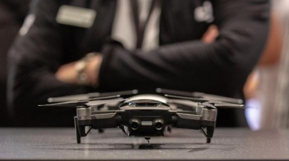 Grande opportunità per i malati di SLA: il drone che si comanda con lo sguardo