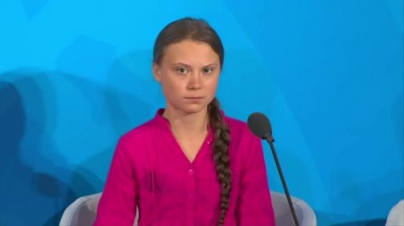 Greta Thunberg si scaglia contro i leader mondiali che le hanno rubato i sogni e l'infanzia