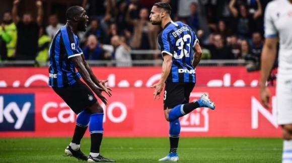 Serie A: l'Inter si riprende la vetta. Napoli e Roma KO. Atalanta terza