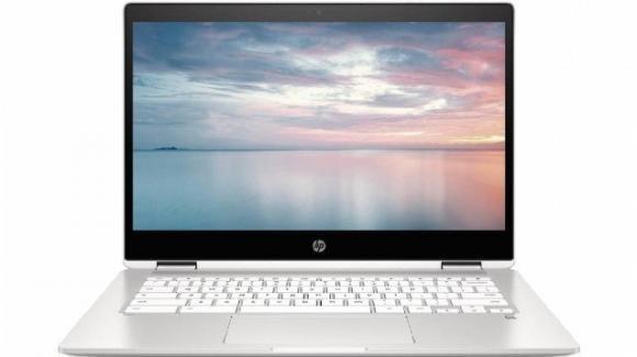 HP presenta i nuovi Chromebook 12b e 14b con supporto a pennino e Assistant