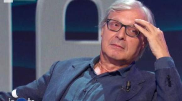 Io e te, Vittorio Sgarbi racconta del rapporto conflittuale con la madre