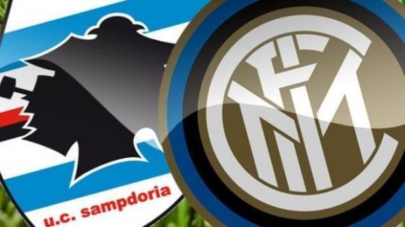 Serie A: le probabili formazioni di Sampdoria-Inter