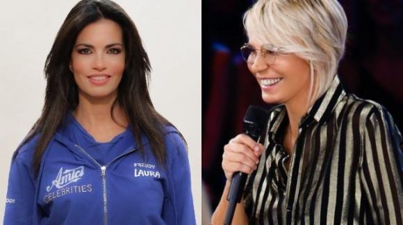Amici Celebrities, Laura Torrisi ha rivelato di essere stata convinta da Maria De Filippi