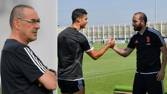 Champions, Juventus-Bayer Leverkusen: Sarri si affiderà a Ronaldo ed Higuain