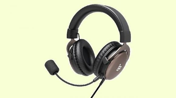 Tronsmart SONO: cuffie da gaming con microfono per PS4, Xbox One, Nintendo Switch e PC