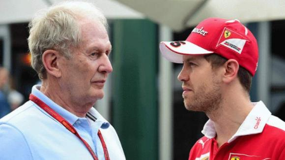 """Helmut Marko e la difficile situazione di Sebastian Vettel: """"Non ha più futuro in Ferrari"""""""
