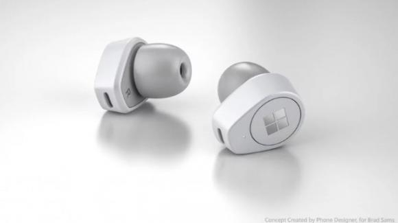 Surface Earbuds: ufficiali i primi auricolari true wireless di Microsoft