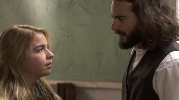 Il Segreto, anticipazioni puntata 5 ottobre: Isaac scopre da Alvaro che il figlio di Antolina non era suo