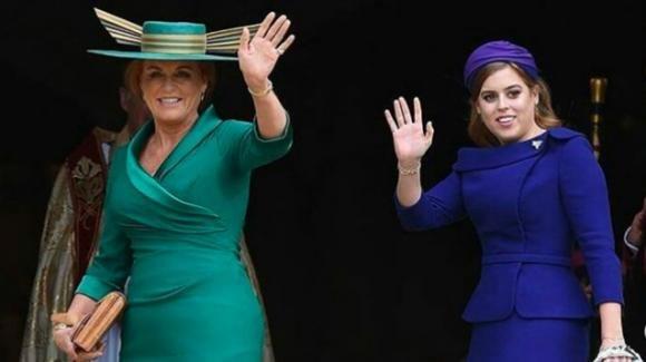 "Beatrice di York sposa: Sarah Ferguson ""vendicherà"" Lady Diana"