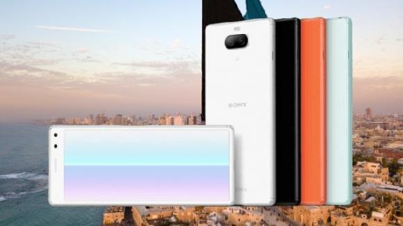 Sony Xperia 8: in arrivo lo smartphone multimediale di fascia media