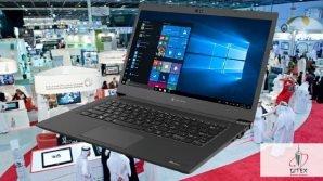 Tecra A40-E: da Dynabook, ex Toshiba, l'ultrabook for workers sicuro, resistente e autonomo