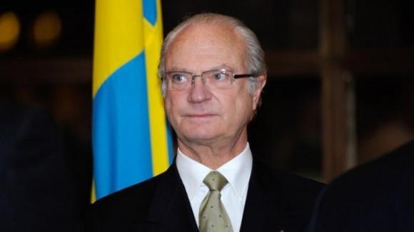 """Il Re di Svezia toglie il titolo di """"Altezza Reale"""" ai nipoti"""