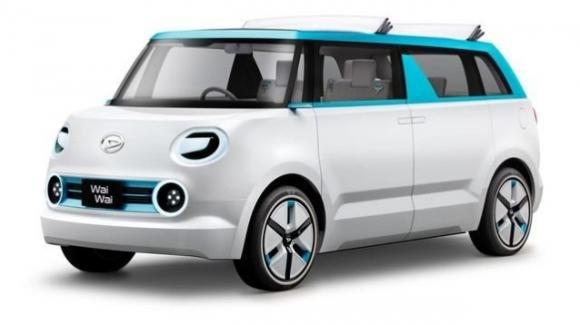 Daihatsu in arrivo all'auto-show di Tokyo con quattro innovativi prototipi