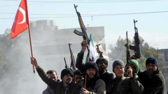 Iniziato il raid turco anti curdi in Siria, con relative minacce all'Occidente