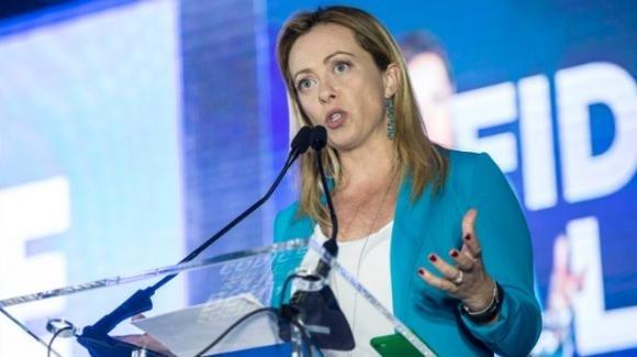 Giorgia Meloni ha sottolineato il riscontro ottenuto con la petizione sul presidenzialismo