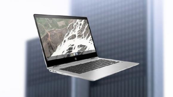 HP con ChromeOS: in arrivo due Chromebook e un Chromebox per le aziende