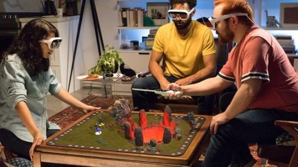 Tilt Five: in arrivo il gioco da tavolo in realtà aumentata con personaggi olografici