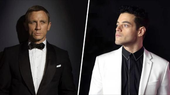 Bond 25: Daniel Craig bacerà Rami Malek