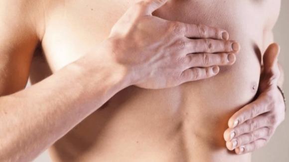 Cancro al seno negli uomini, la diagnosi è più difficile