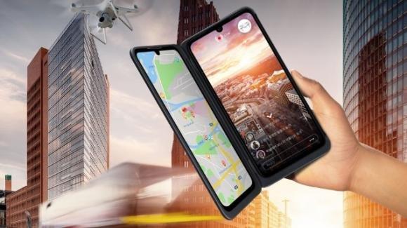LG V50S ThinQ: ufficiale il top gamma dual screen con più RAM e 5G