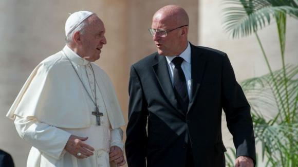 Papa Francesco accoglie le dimissioni di Giani, capo della Gendarmeria